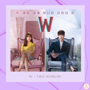 Read more about the article Resenha do dorama: W — Two Worlds