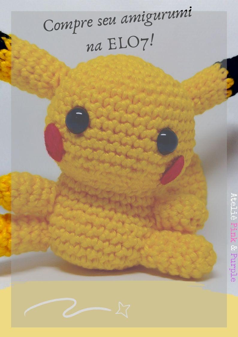 Amigurumi-Pikachu-Atelie-PinkPurple