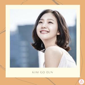 Conhecendo a atriz Kim Go Eun