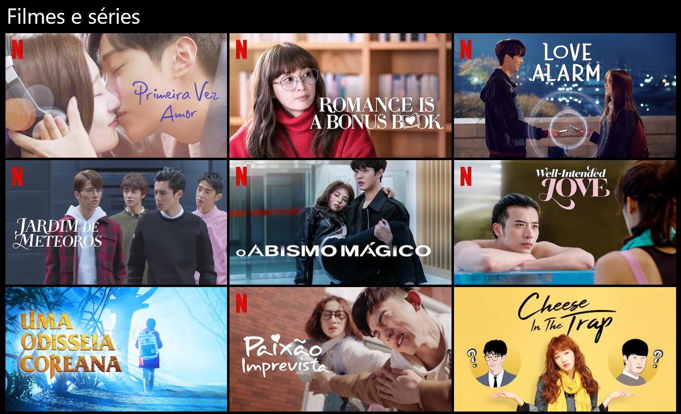 Netflix: dramas de setembro e outubro no catálogo 2019