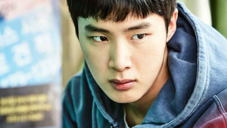 Kim Dong Hee como Ji Soo em Extracurricular da Netflix