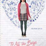 Sobre o livro e filme Para Todos os Garotos que Já Amei